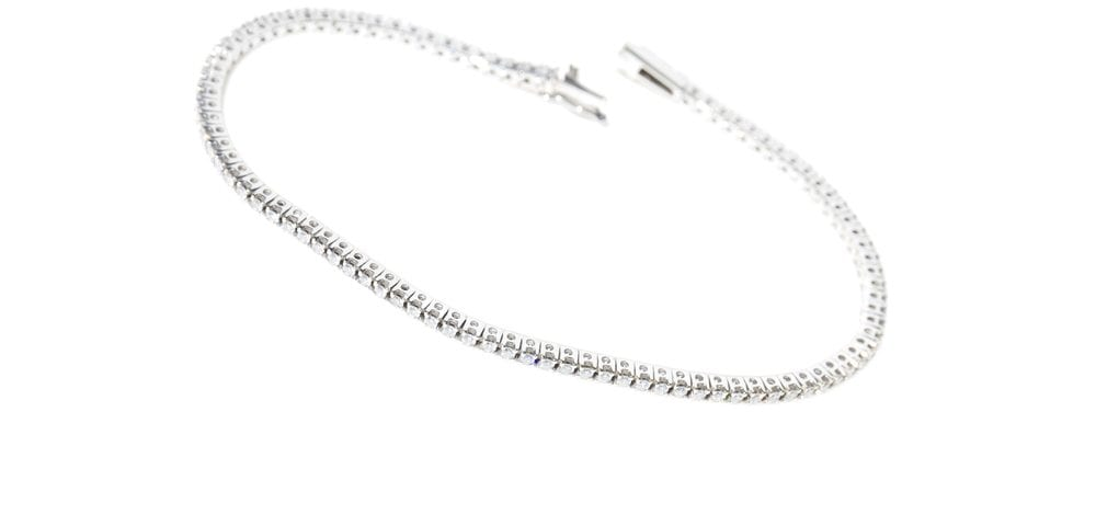 history uses diamond tennis bracelets