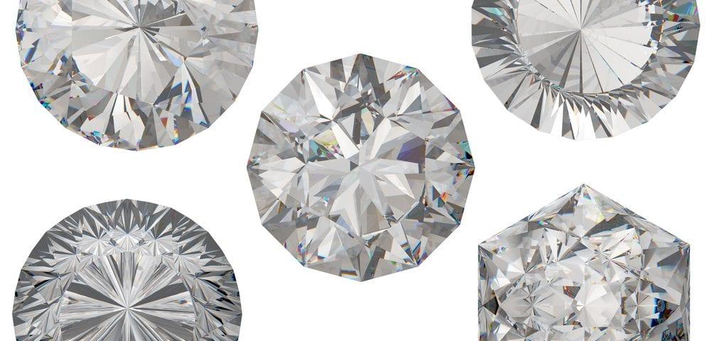 diamond ratios popular cuts