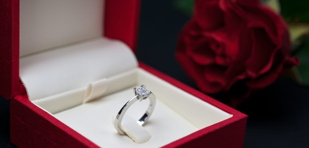 element of surprise engagement rings