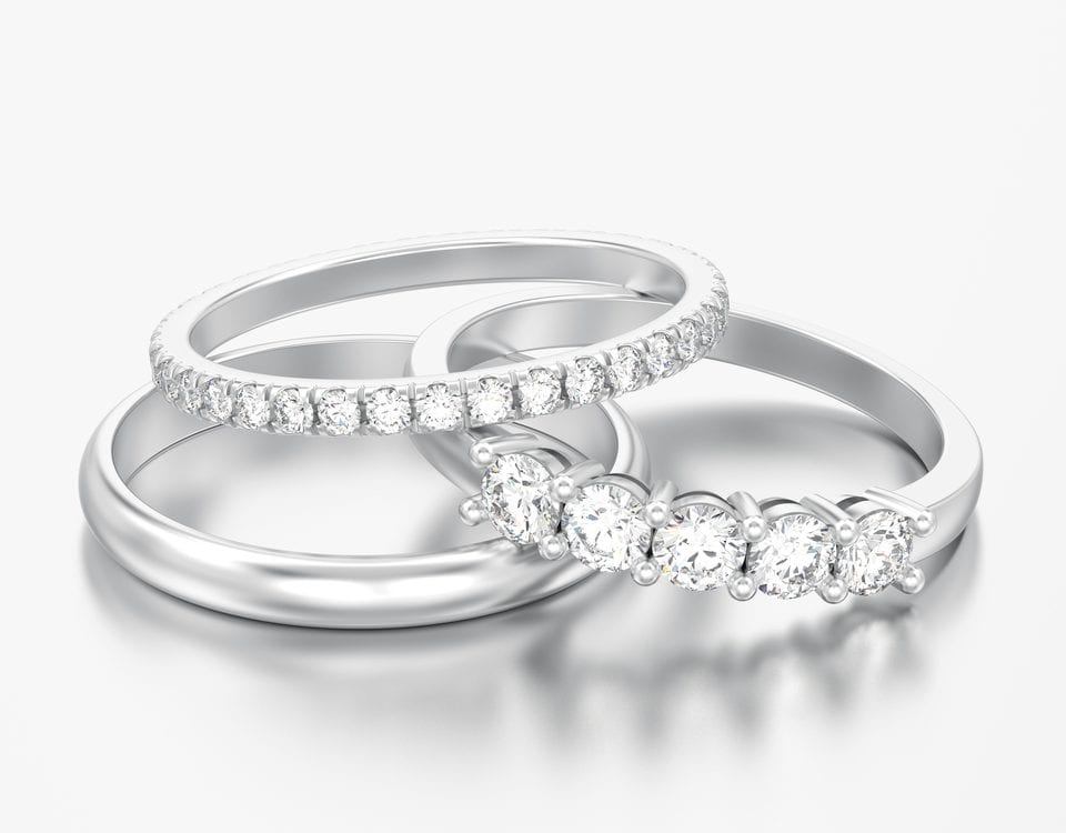 setting options engagement rings