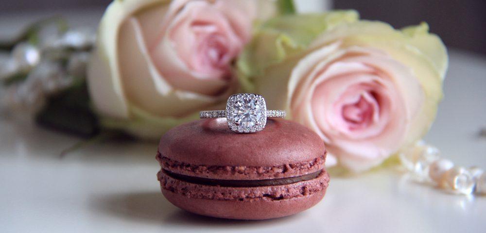 budgeting diamond engagement rings